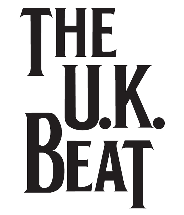 The U.K. Beat Logo
